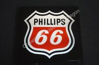 Original Phillips 66 Lit Raised Letters Dealership Dealer Sign Light OK