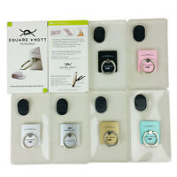 Universal Smart Phone Ring Cell Phone Stand amp; Mount Square Knott $5.99