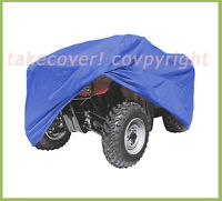 Yamaha Grizzly 350 ATV Cover Quad Cover BLUE NPTATC-ygk307LN7