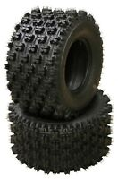 22x10-9 22x10x9 Set 2 New Sport ATV Tires RAZR Ambush Style 4PR 10263 GNCC Race