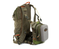Fishpond Fly Fishing Oxbow Chest/backpack, Cutthroat Green