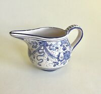Liantica DERUTA Pottery Milk Pitcher made amp; hand painted in Italy