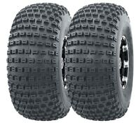 Set of 2 UTV ATV tires 20x7-8 20x7x8 4PR