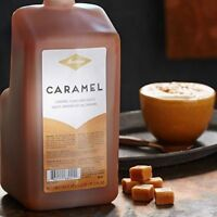 Fontana by Starbucks Caramel Sauce W PUMP best by JAN 25 2021 FREE SHIP