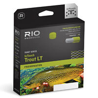 RIO InTouch Trout LT DT Light Touch Long Double Taper Dry Fly Line - All Sizes