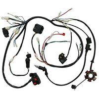 better atv switch deals Polaris 330 ATV gy6 150cc atv go kart wire harness assembly cdi ignition switch scooter coolster