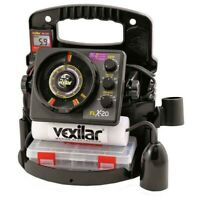 NEW Vexilar FLX-20 ProPack II & 12 Ice-Ducer & DD-100 PPX2012D