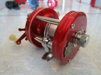 VINTAGE EARLY ABU GARCIA AMBASSADEUR 5000 FISHING REEL
