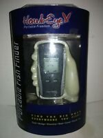 HawkEye Portable Fishfinder Fish Finder Depth Structure Weed Reading FF3355P NEW