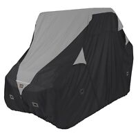 Classic Accessories 18-065-053801-00 UTV Deluxe Storage Cover Black Grey Large