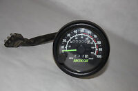 Arctic Cat Snowmobile Speedometer, Vintage, Used
