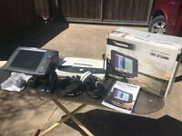 Humminbird 1197c SI Combo with a NEW XHS 9 HDSI 180 T transducer