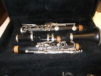 Used Artley Prelude 18s Clarinet w/  Original Hard Case. USA