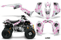 ATV Graphics Kit Quad Decal Sticker Wrap For Can-Am DS90 2007-2018 LUNA PINK