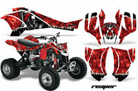 ATV Graphics Kit Quad Decal Wrap For Can-Am DS450 XMX XXC 2008-2016 REAPER RED