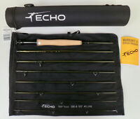 Echo Trip Trout Fly Rod 9 FT 5 WT 8-Piece Rods Easy Travel FREE FAST SHIPPING