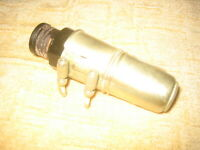 Brillhardt#4 Bb clarinet mouthpiece with a selmer ligature, cap + serial number