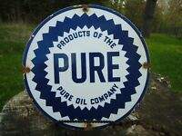 Best Pure Oil Signs Collectibles