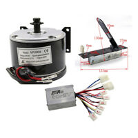 24V 250w Brushed Motor Speed Controller Foot Pedal Throttle for electric atv