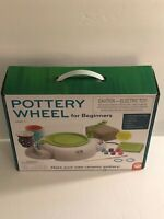 Pottery Wheel For Beginners By Mindwave Everything Needed Brand New!!