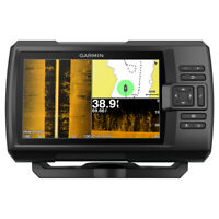 Garmin Striker Plus 7SV GPS Fish Finder Boat CV52HW-TM Transducer 010-01874-00