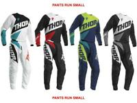 Thor MX Sector Blade Jersey & Pant Combo Set ATV Motocross Offroad Riding Gear
