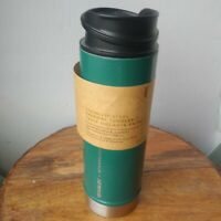 New Starbucks Stanley Stainless Steel Thermal Coffee Tumbler Thermos 16 oz.