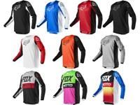 Fox Racing 180 Prix / Fyce Race Jersey Men's MX/ATV/BMX/MTB Motocross Adult 2020