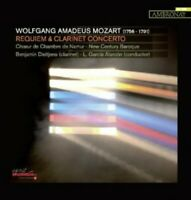 W.A. Mozart - Requiem Clarinet Concerto [CD New]