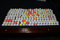 200 Assorted Brands Mix - HIT-AWAY SHAG AA Used Golf Balls Free Shipping