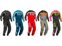 Fly Racing F 16 Jersey amp; Pant Combo Set MX ATV BMX MTB Offroad Riding Gear 2020