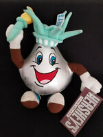Statue of Liberty Hershey's Chocolate Kiss Plush NY Plush Stuffed Toy  13