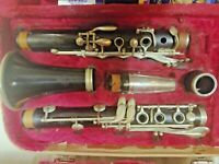 Buffet clarinet,1952, pre R-13, ready to play