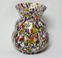 Art Glass Vase 4.5