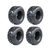 Pack of 4 Tires 16x8-7 for Quad Bike ATV Dunne Buggy Ride on Mower Turn Turf