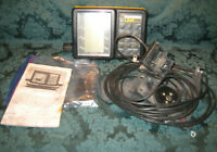 HUMMINBIRD LCR 4000 Fish Finder/Depth - Used - Estate Sale