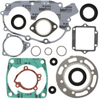 Complete Gasket Kit with Oil Seals For Polaris Trail Boss 350L 4x4 90-1992 350cc