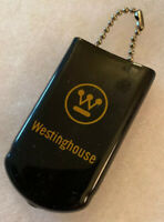 Westinghouse Advertising Keychain Electric Nuclear Appliances Founded 1886