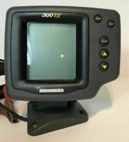 Humminbird 300TX Fish Finder Tri-Beam System 900 Degree Comes With 2 Head Units