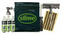 Slime 20240 ATV/UTV Emergency Flat Tire Repair and Inflation Kit 8 Pack