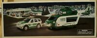 2012 Hess truck helicopter and rescue- mint condition MIB NEW