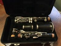 Yamaha 450N Clarinet with mouthpiece. Used, in very good condition!