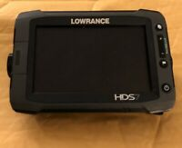 Lowrance HDS-7 Gen2 Touch HEAD UNIT ONLY with power plug Sonar Transducer