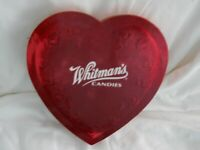 Whitman#x27;s Valentines Day 10quot; Empty Candy Box