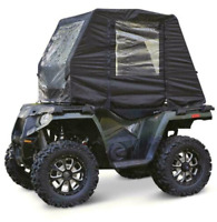ATV 4 Wheeler Cabin Cab Enclosure Protection Cover for Rain Sleet Snow Winds