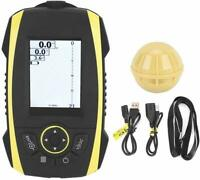 Fish Sonar Wireless   Finder Portable Sounder Detector Alarm for Phiradar