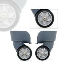 Suitcase Wheel Replacement Luggage Spinner Universal Wheels for Any Bags #W026