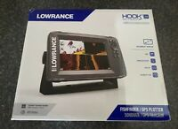 New Lowrance Hook2 7X Tripleshot Fish Finder GPS/Sonar Combo Sidescan Downscan