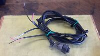 Lowrance Power Cable PC- , LCX , , globalmap Gray Connector units
