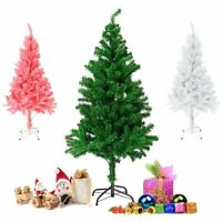 5ft Christmas Artificial Tree Indoor Outdoor Xmas Party Ornament Decor w/ Stand